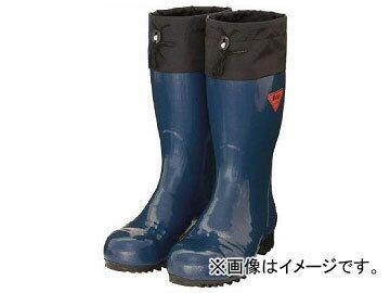 SHIBATAセーフティベアー500ネイビー28.0cmAB061-28.0(8275683)