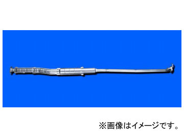 HST/辻鐵工所 センターパイプ 品番:029-60CP スバル ヴィヴィオ KK3.KW3(3D,5D 2WD) 1992年03月〜1998年09月 JAN:4527711014127