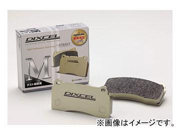 ディクセル M type ブレーキパッド フロント アルファロメオ 164 2.0 TWIN SPARK 車台No.6297364→ 1992年〜