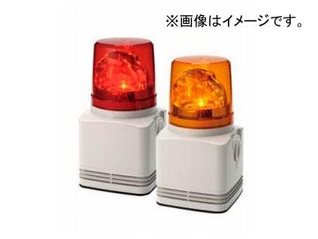 パトライトシグナルホン電子音内蔵LED回転灯緑/青RFT-24