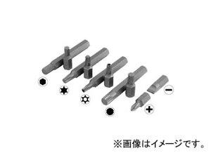 スエカゲツール Pro-Auto 10mm ドライバービット Slotted(マイナス) 1.6×10 No.458