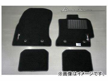 アクセサリー, フロアマット Kansai Set KYN016 GT-R R35 LHD 200712