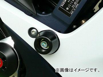2輪アグラスリアスライダー3点セットジェネ品番:P048-0667ブラックスズキGSX-R6002011年~2012年JAN:4548664567034