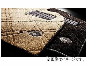 アドミレイション アルタモーダ フロアマット エクセレントダイヤ GFKS31A カラー:ベージュ,ブラック スズキ エブリィ DB52・62 1987年11月〜