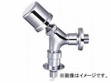 三栄水栓/SANEI 水撃低減洗濯機用送り座水栓 Y143UCTV2-1-13 JAN:4973987408069