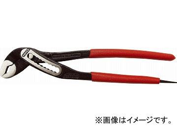 クニペックス/KNIPEX アリゲーター ウォーターポンププライヤー 品番:8801-250S2 長さ:250mm マイナスドライバー付 JAN:4003773077343