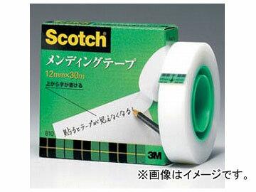 アズワン/AS ONE メンディングテープ スコッチ(R) 810-1-12 品番:8-219-01 JAN:0021200719035
