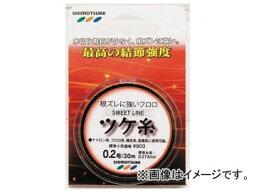 下野/SHIMOTSUKE スイートライン 鮎つけ糸 30m 0.3号