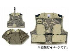 下野/SHIMOTSUKE MJB 鮎 G2メッシュベスト MS SMV-250 サイズ:M/L/LL/3L カラー:カーキ 【開...