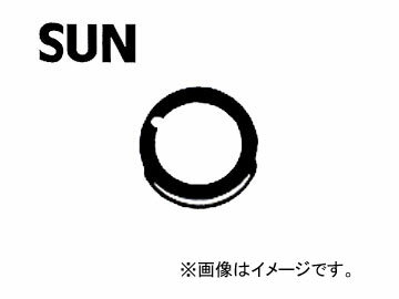 SUN/サン オイルパンドレンコックパッキン 銅段付 ニッサン車用 DP102 入数:20個