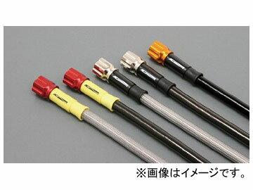 2輪 アクティブ ACパフォーマンスライン ユニバーサルホース(ロードモデル) 2160mm カラー(ソケット/ホース):レッド/クリア他
