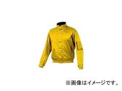 2輪 コミネ/KOMINE JK-423 チームウインドブレーカー 03-423 イエロー サイズ:M〜2XL
