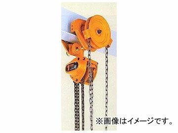 キトー マイティ M3形 ギヤードトロリ結合形 2.0t×3.0m CBSG020