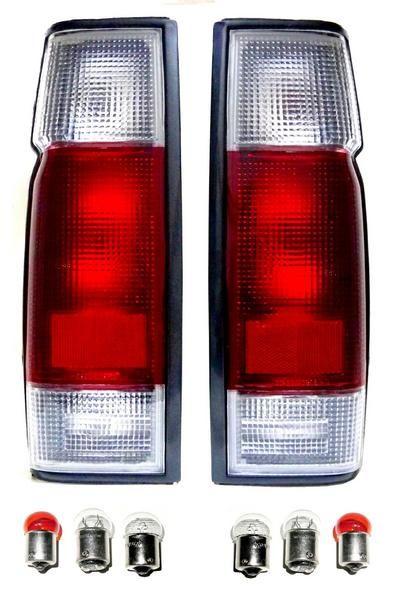 ライト・ランプ, ブレーキ・テールランプ  D21
