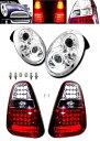 j送込 MINI クーパー R50 R52 R53 LEDヘッドライト...