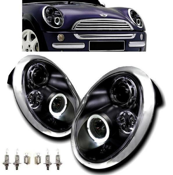ライト・ランプ, ヘッドライト  MINI R50 R52 R53 LED SET RA16 02y3- 07y1