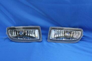 10 16系 グランド ハイエース クリスタル フォグ ランプ 左右セット
