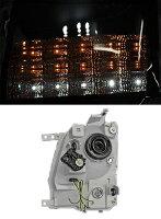 ワゴンRMH21・22SLED付き【スモーク】ヘッドライトVer,2B