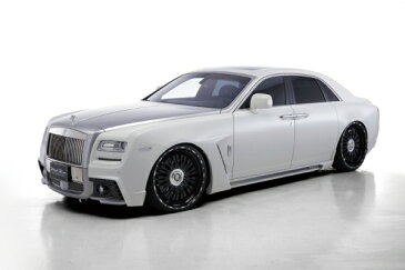 ROLLS ROYCE GHOST Sports Line Black Bison Edition 2010y〜 KIT PRICE 3点キット(F,S,R)