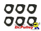 ドクタープーリー 異形ウェイトローラー ブラックタイプ Dr.Pulley 20×12 ヤマハ シグナスX125 BW'S125 マジェスティ125 コマジェ S-MAX155 マジェスティS155 マジェスティ250