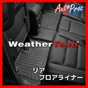 [Weathertech 正規品] ダッジ ラム 2500/3500 2010-2013年式 フロアマット/フロアライナー2列目 ブラック