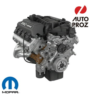 [Jeep/MOPAR 純正品] ジープ JLラングラー 2018年以降現行 392 Crate HEMI エンジン