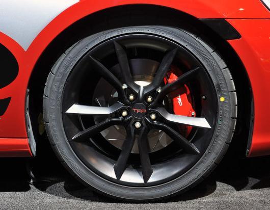 【楽天市場】 Usトヨタ 直輸入純正品 Toyota トヨタ 86 ハチロク Trd 18インチホイール