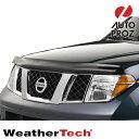 [Weather Tech直輸入正規品]Nissan Titan タイタンA60型に適...