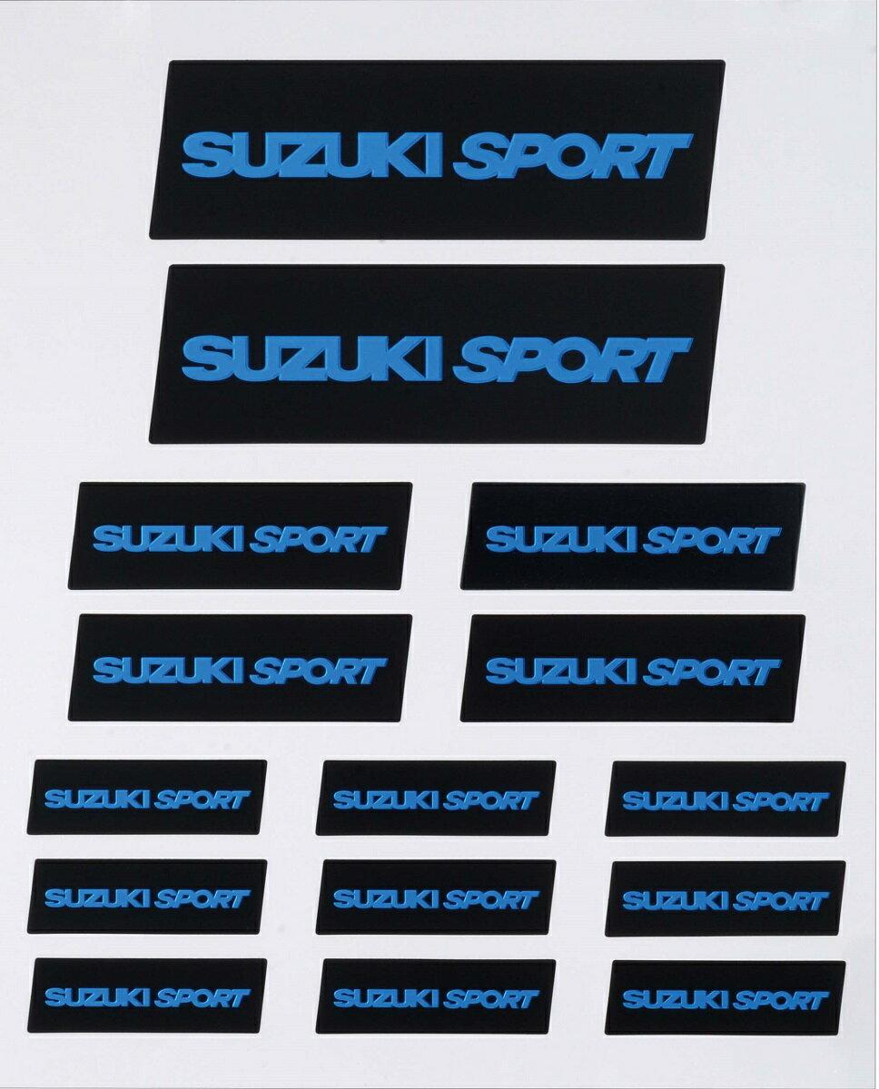 外装・エアロパーツ, ステッカー・デカール  SUZUKI SPORT