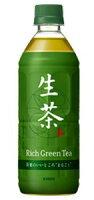 キリン生茶PET(555ml×24本、1ケース)(自販機用)【緑茶】【飲料】【ソフトドリンク】【キリンビバレッジ】箱買いセットでお得!