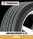 ヨコハマ アドバンスポーツ A/S 285/35R19 (99Y) タイヤ Yoko...