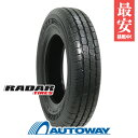 Radar (レーダー) RLT71 195/80R15 【送料無料】 (195/80/15 195 ...