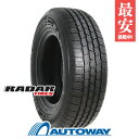 Radar (レーダー) Rivera GT10 225/65R17 【送料無料】 (225/65/ ...