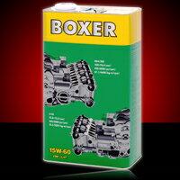 BE-UP(ビーアップ)エンジンオイルBOXER(ボクサー)15W-60SM4.5リットル