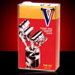 BE-UP(ビーアップ)エンジンオイルV(ブイ)5W-40SM4.5リットル