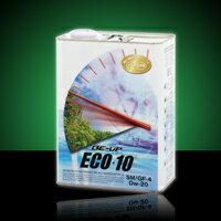 BE-UP(ビーアップ)エンジンオイルECO・10(エコ・テン)0W-20SM/GF-44リットル