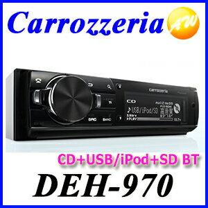 DEH-970 carrozzeria カロッツェリア パイオニアカーオーディオ 1DIN CD+...