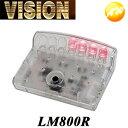 LM800R 株式会社キラメック VISION ビジョン ルミネーター スキャニングLED 赤色 コンビニ受取不可