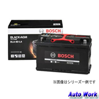 BOSCH ボッシュ BLACK-AGM BLA-95-L5 95Ah 欧州車用 AGM バッテリー:オートワーク