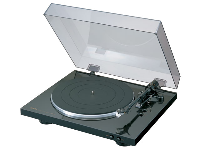 コンポ用拡張ユニット, レコードプレーヤー DP-300F K DENON