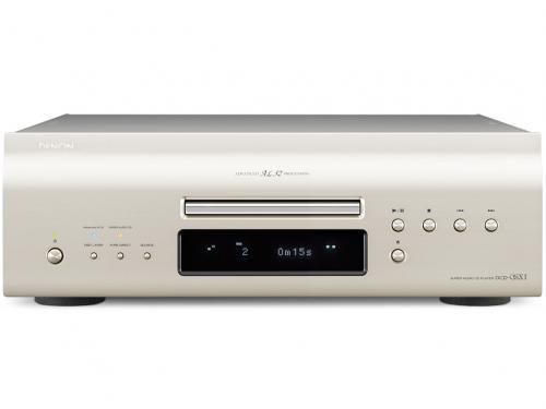 コンポ用拡張ユニット, CDプレーヤー DCD-SX1 DENON SACD