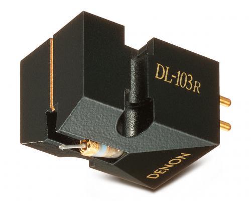 レコードプレーヤー用アクセサリー, カートリッジ DL103R DENON MC