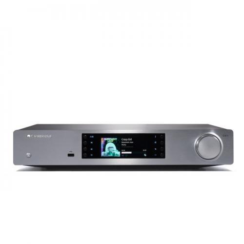 CXN[SLV:シルバー]CambridgeAudio[ケンブリッジオーディオ]ネットワークプレーヤー