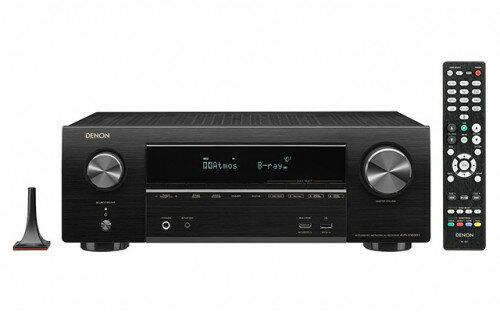 アンプ, AVアンプ AVR-X1600H DENON AV Dolby AtmosDTS:X