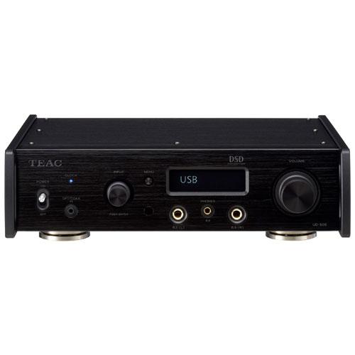 アンプ, ヘッドホンアンプ UD-505 B: TEAC USB DAC