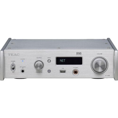 コンポ用拡張ユニット, その他 NT-505 S: TEAC USB DAC