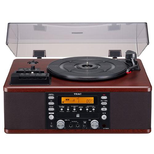 コンポ用拡張ユニット, レコードプレーヤー LP-R560K TEAC CD