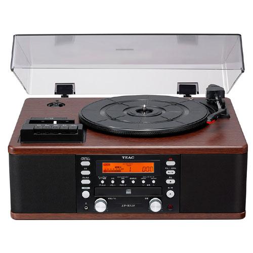コンポ用拡張ユニット, レコードプレーヤー LP-R520 TEAC CD