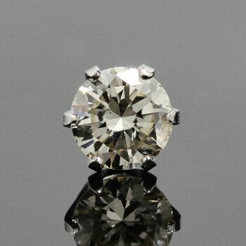 ダイヤモンド18Kイエローゴールドピアス(0.10ct/3mm×3mm)PA-0002