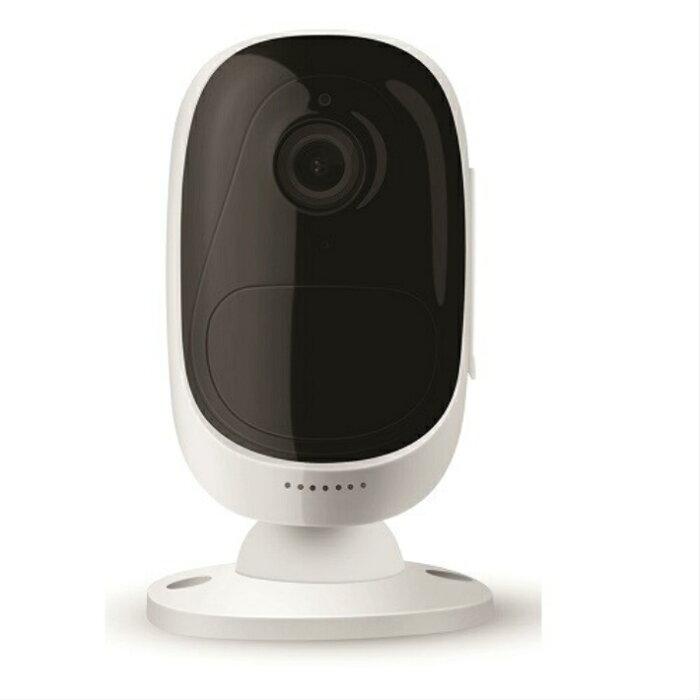 KEIAN IP65 防塵・防水 無線LAN対応 電池式ネットワークカメラ ホワイト 技術基準適合(Telec)認定済み KTIP500